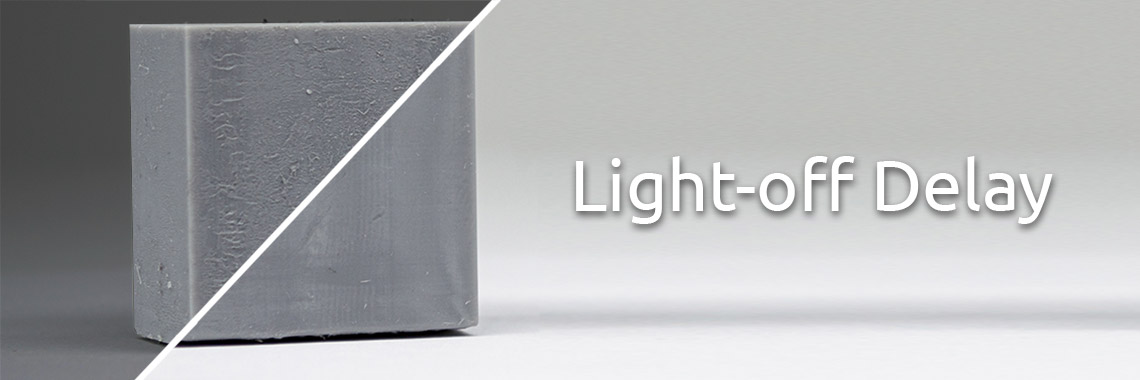 Better surfaces with light-off delay - AmeraLabs blog